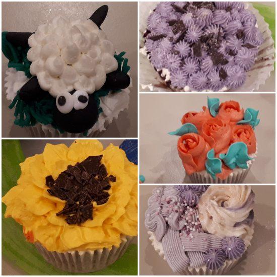 Make-up für Cupcakes am Mittwoch, 13.Oktober 2021 um 19 Uhr